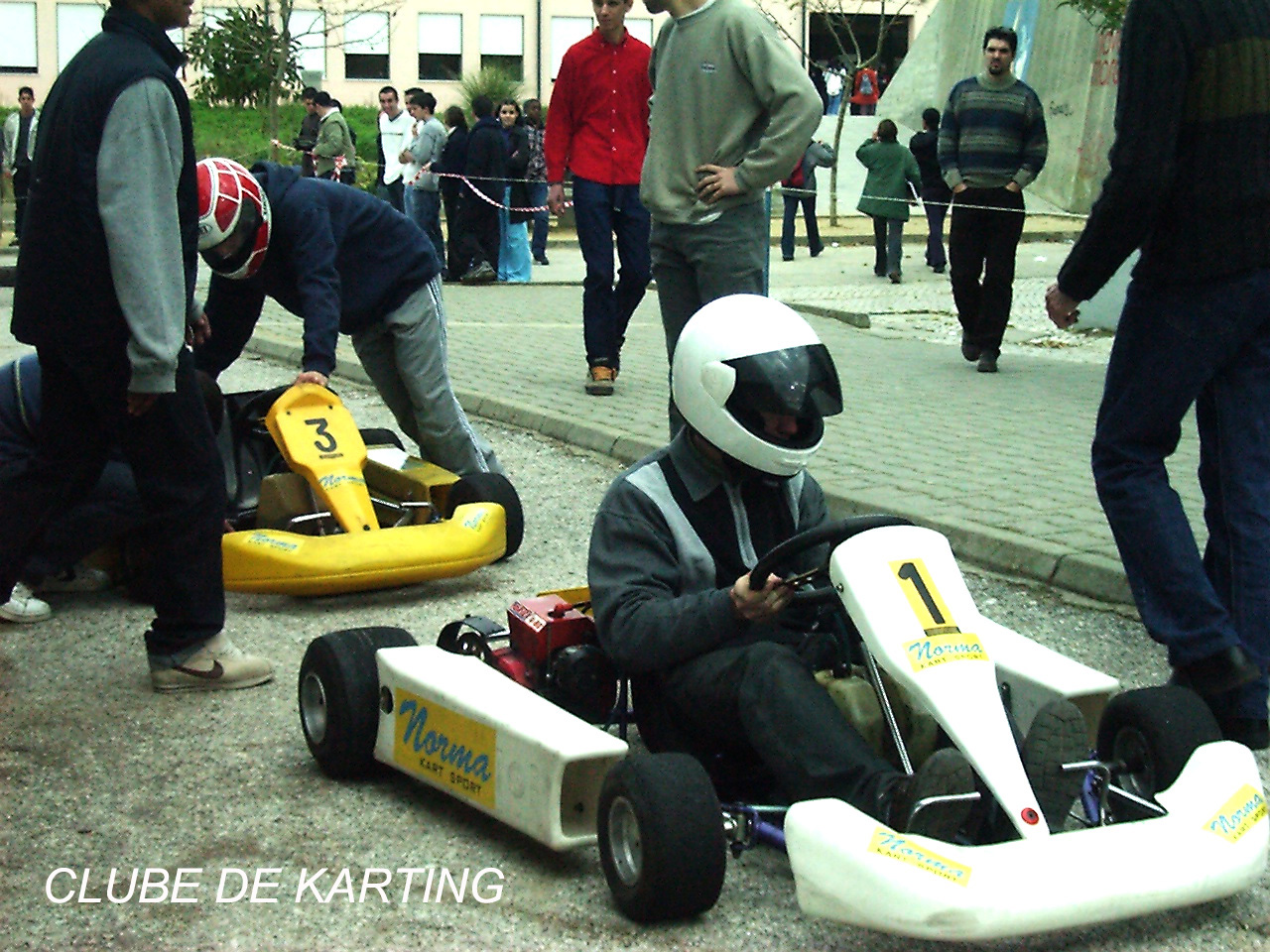 12.Clube de Karting